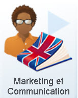 visage d'un spécialiste de marketing
