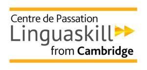 logo du centre de passation de la certification Linguaskill