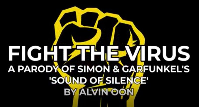 clip fight the virus